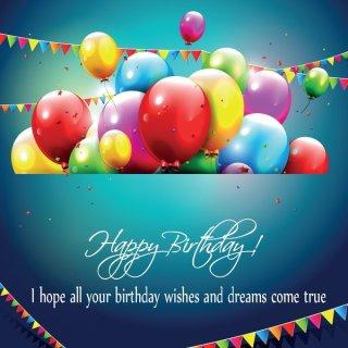С Днем Рождения, Цитаты и Поздравления