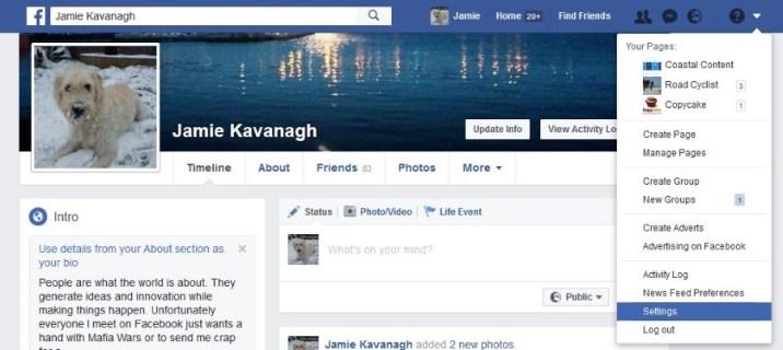 Как навсегда удалить свою учетную запись Facebook