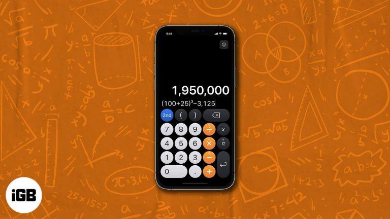 Лучшие приложения-калькуляторы для iPhone и iPad в 2020 году