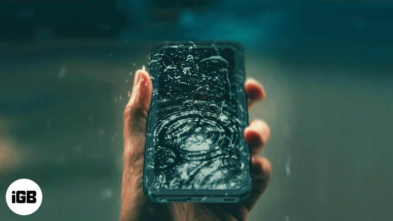 Лучшие водонепроницаемые чехлы для iPhone 12 Mini в 2020 году