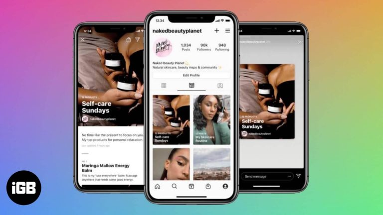 Полное руководство по созданию руководств Instagram на iPhone