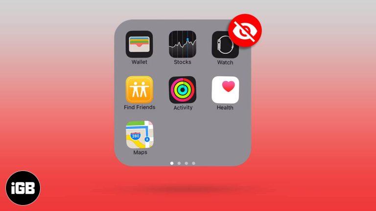 iOS 14: как скрыть приложения на iPhone и iPad