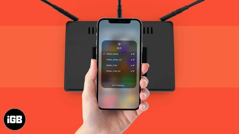 iOS 14: Как изменить сеть Wi-Fi в Центре управления на iPhone