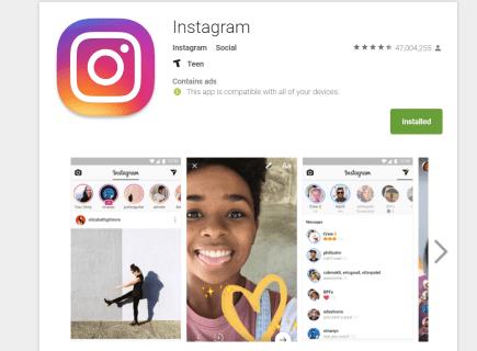 Как удалить учетную запись Instagram с вашего устройства Android