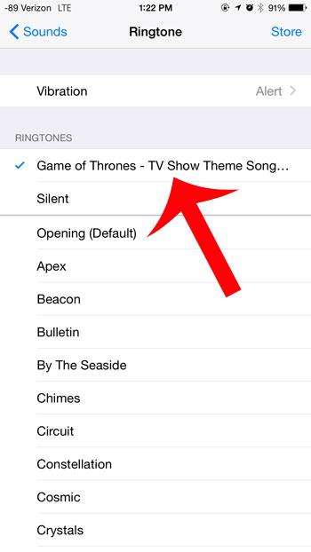 Как использовать купленный рингтон на iPhone 6