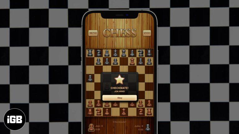 5 лучших шахматных приложений для iPhone и iPad в 2020 году (обзор)