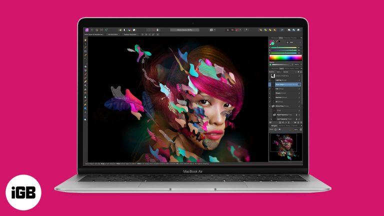 11 лучших приложений для редактирования фотографий для Mac в 2020 году (бесплатные и платные)