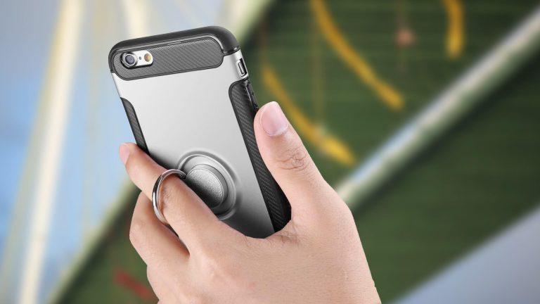 Лучшие чехлы-держатели для iPhone SE 2020 в 2021 году