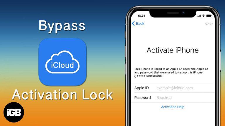 Как обойти блокировку активации на iPhone и iPad [2021]