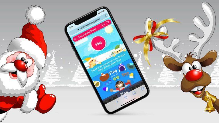 БЕСПЛАТНЫЕ приложения для отслеживания Санта-Клауса в реальном времени для iPhone, iPad или Mac (2020 г.)