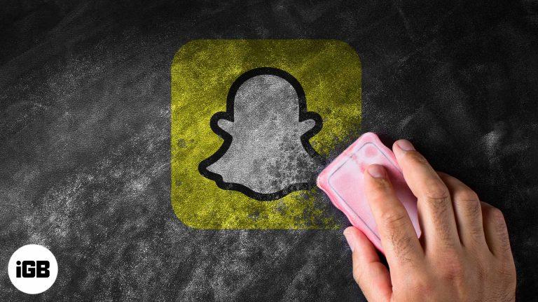 Как удалить учетную запись Snapchat 👻 в 2020 году (с изображениями)