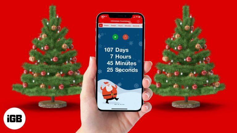Лучшие рождественские приложения для iPhone и iPad в 2020 году