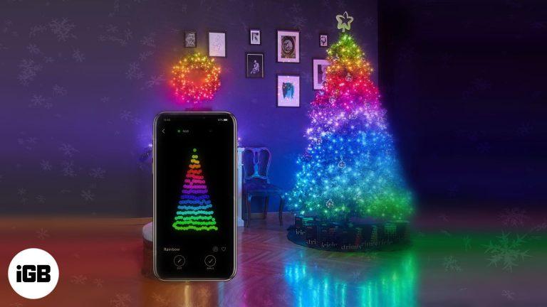 13 лучших умных фонарей для рождественских украшений в 2020 году