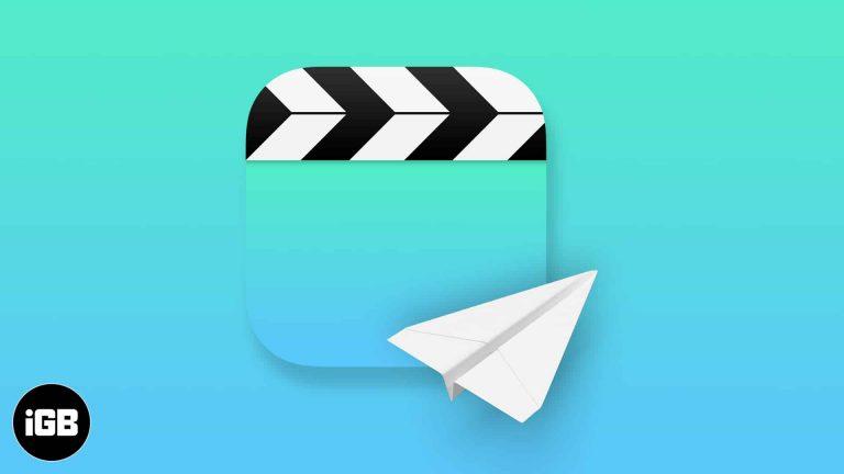 Как отправить большое видео с iPhone на другое устройство: 5 способов