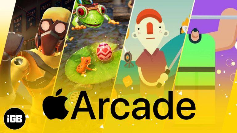 Лучшие игры Apple Arcade для iPhone, iPad и Apple TV (2021 г.)