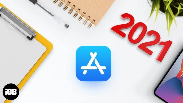 Лучшие новогодние приложения для iPhone на 2021 год