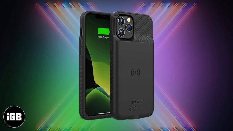 Лучшие аккумуляторы для iPhone 12 Pro Max в 2021 году