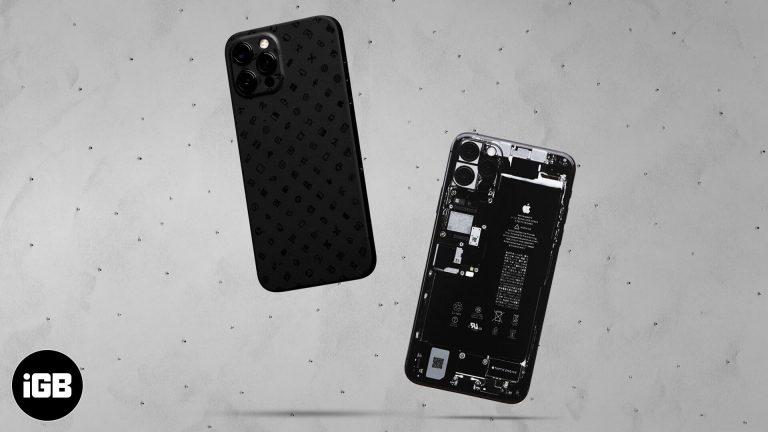 Лучшие скины для iPhone 12 и 12 Pro в 2021 году