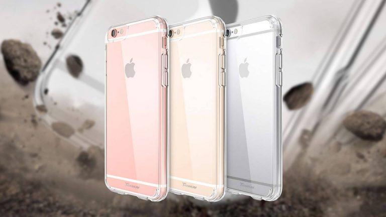 Лучшие чехлы-бамперы для iPhone 6s в 2021 году