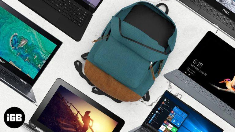 10 лучших ноутбуков для студентов в 2021 году (руководство по покупке)