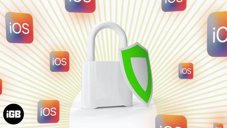 Лучшие приложения безопасности для iPhone и iPad в 2021 году