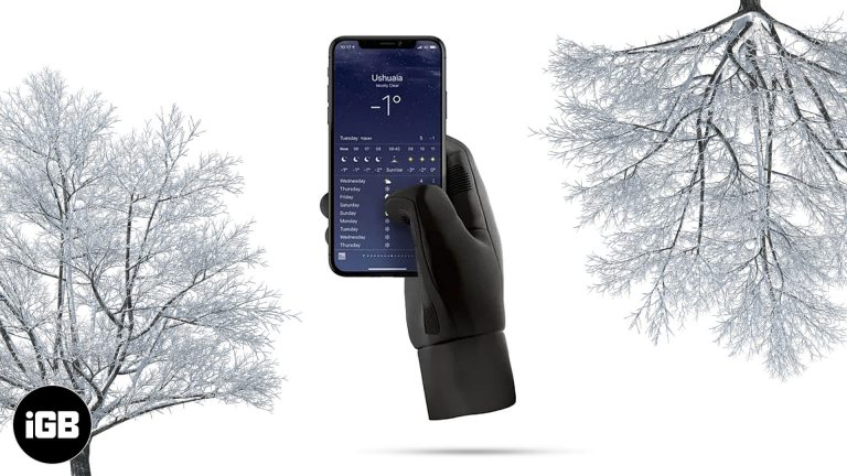 Лучшие перчатки для сенсорных экранов в 2021 году