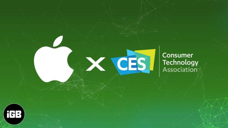 Лучшие аксессуары для iPhone и iPad на выставке CES 2021