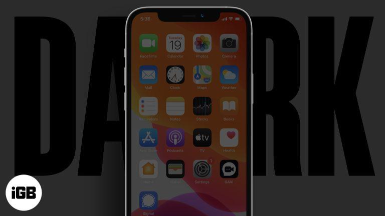 Как сделать экран iPhone темнее (с помощью Zoom)