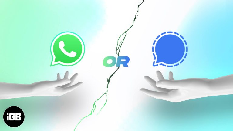 WhatsApp против Signal — подробное сравнение безопасности и функций
