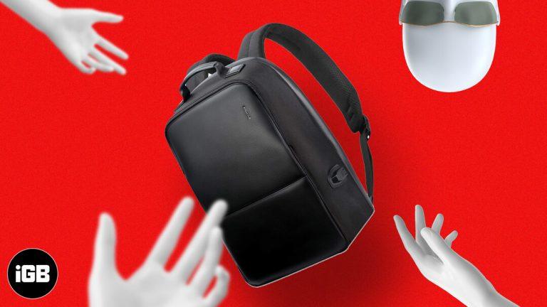 Лучшие противоугонные рюкзаки для MacBook [Updated 2021]