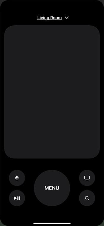 Как открыть пульт Apple TV Remote на iPhone 11