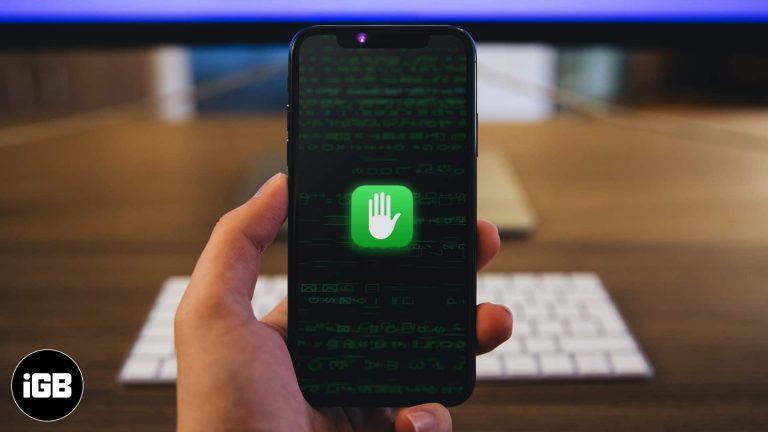 iOS 14: Как изменить настройки конфиденциальности и безопасности iPhone