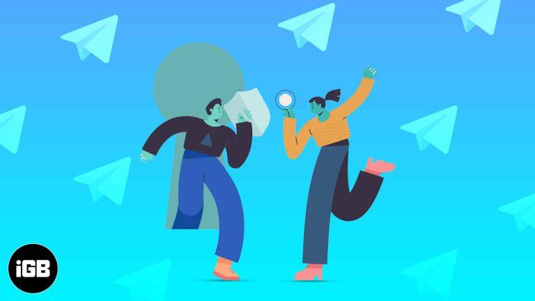 Как включить двухэтапную аутентификацию в Telegram на iPhone