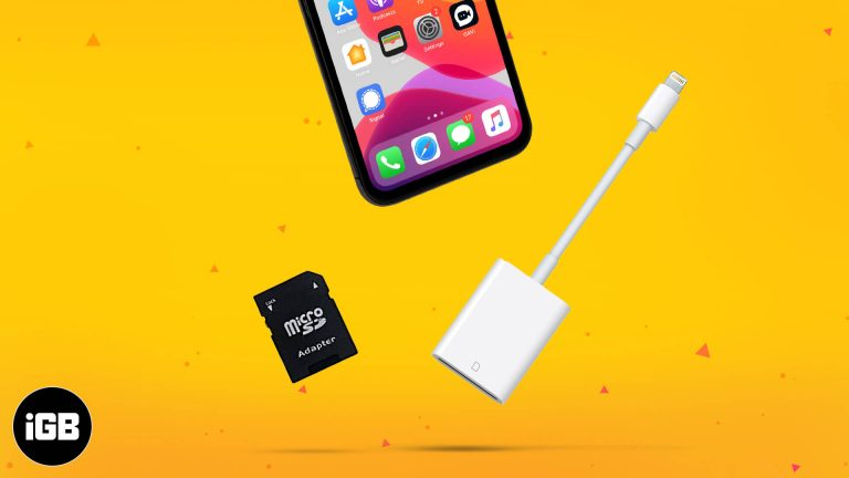 Лучший кардридер SD для iPhone и iPad в 2021 году (руководство по покупке)