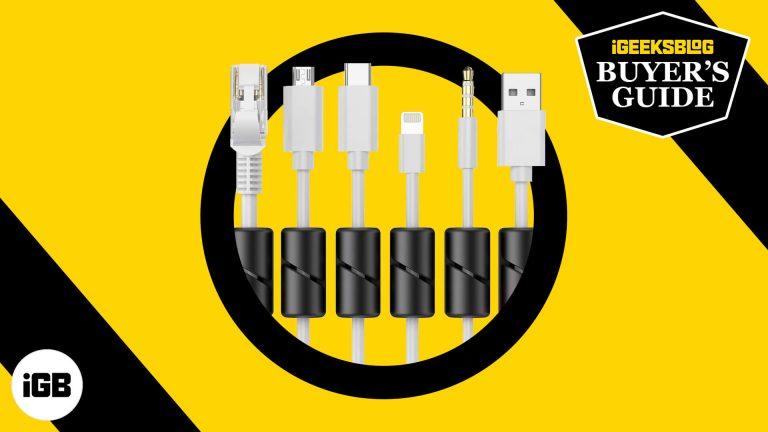 14 лучших аксессуаров для управления кабелями в 2021 году