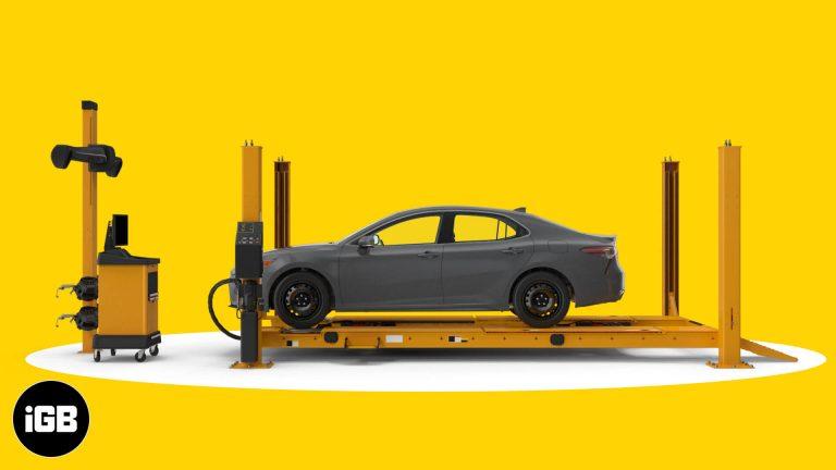 Лучшие приложения по обслуживанию автомобилей для iPhone в 2021 году