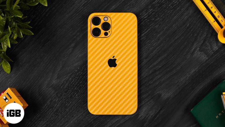 10 лучших скинов iPhone 12 Pro Max в 2021 году (скины, которые обязательно нужно попробовать)
