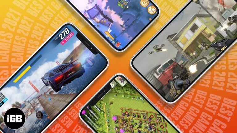 Лучшие игры для iPhone уже доступны!  (Обновлено в феврале 2021 г.)