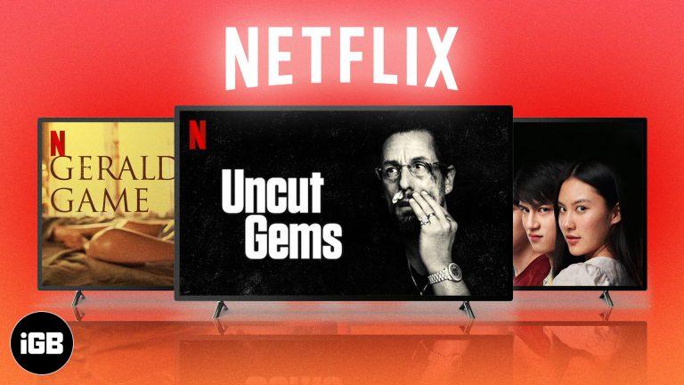 Лучшие триллеры на Netflix, которые стоит посмотреть в 2021 году