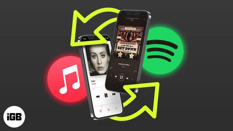 Как изменить приложение Music по умолчанию на iPhone в iOS 14.5