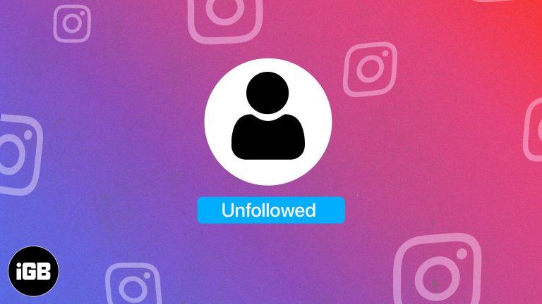 Как узнать, кто отписался от вас в Instagram (обновлено 2021 г.)