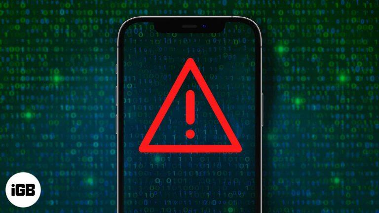 Можно ли взломать iPhone?  Что нужно знать и быстрые исправления (2021 г.)