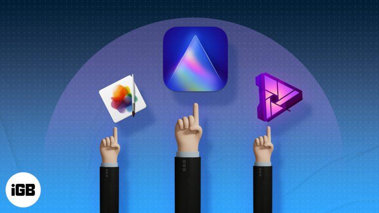 5 лучших альтернатив Adobe Photoshop для Mac в 2021 году