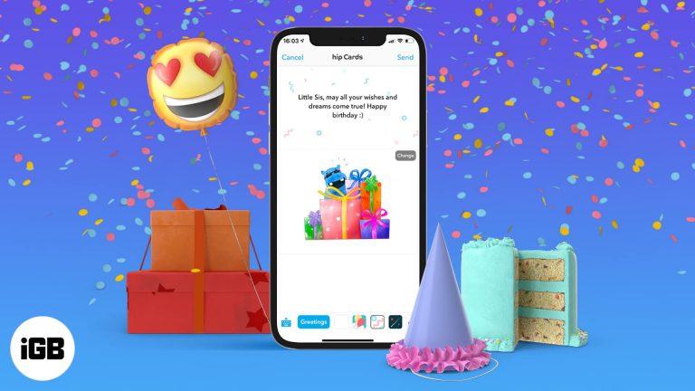 Лучшие приложения для напоминаний о днях рождения для iPhone и iPad в 2021 году