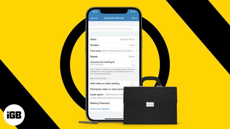 Лучшие приложения для деловых встреч для iPhone в 2021 году