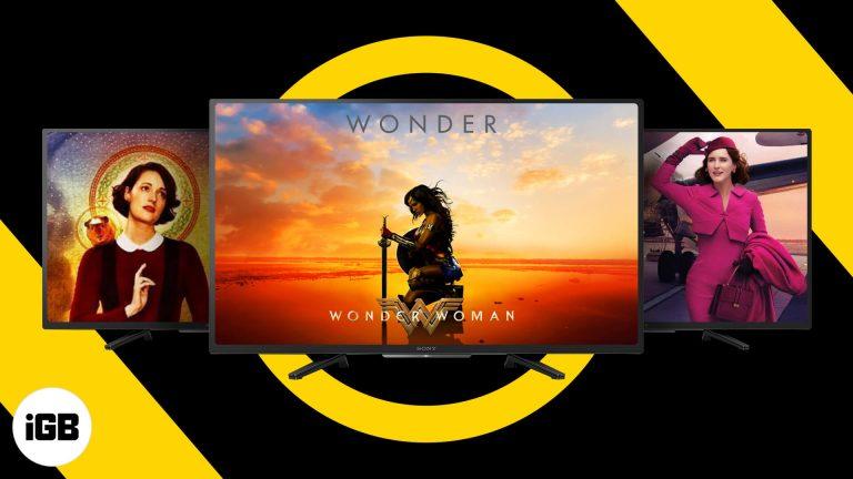 15 лучших феминистских фильмов и шоу на Netflix и Amazon Prime