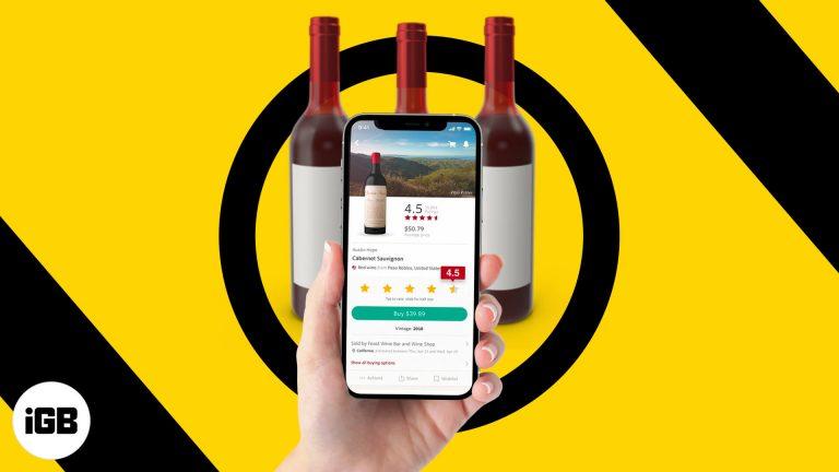 Лучшие винные приложения для iPhone в 2021 году: выбирайте бутылки с умом