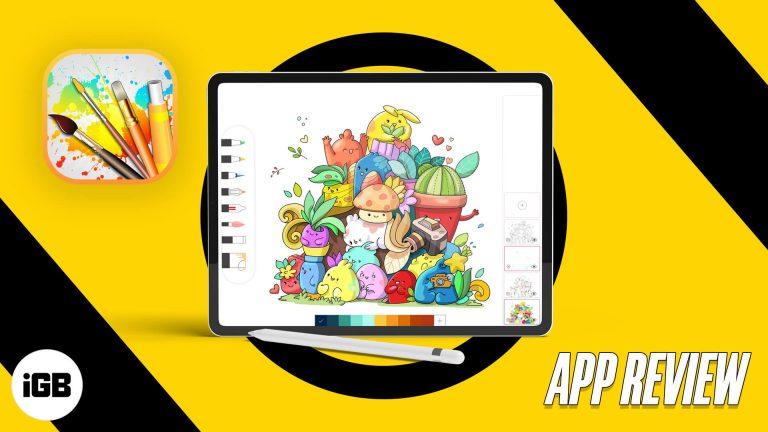 Обзор приложения Drawing Desk для iOS: раскройте свой творческий потенциал