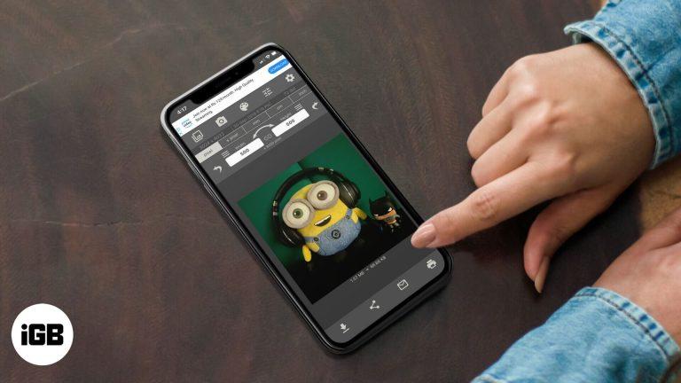 Как уменьшить размер файла фотографии на вашем iPhone и iPad