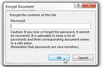 Как удалить пароль в Excel 2013
